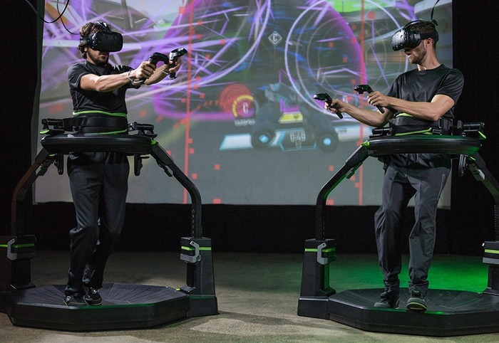 Bieżnia Virtuix Omni VR do wynajęcia na event
