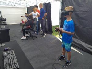 Gogle VR na wynajem na event