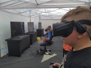 Atrakcje na wynajem - gogle wirtualnej rzeczywistości dla dzieci i dorosłych