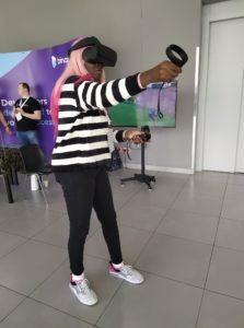 Gogle VR do wynajęcia na targi, konferencje, imprezy firmowe i pikniki