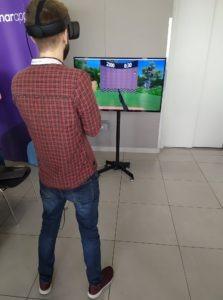 Gogle Oculus Rift na wynajem