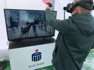 Gogle VR na wynajem - gry sportowe
