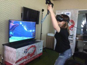 wirtualna rzeczywistość wynajem